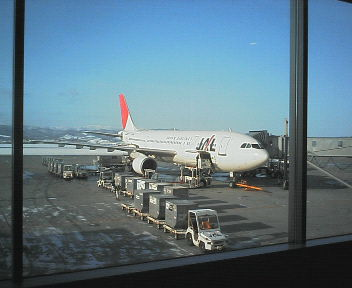 飛行機、飛行機♪